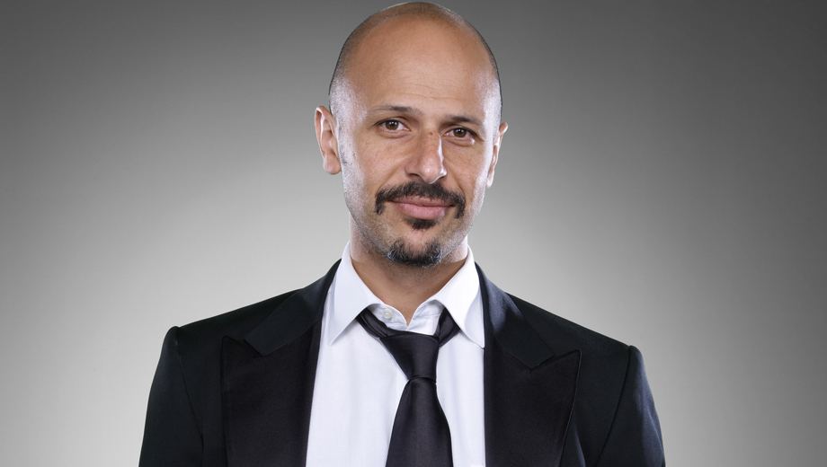Comedian-Actor Maz Jobrani (Showtime,