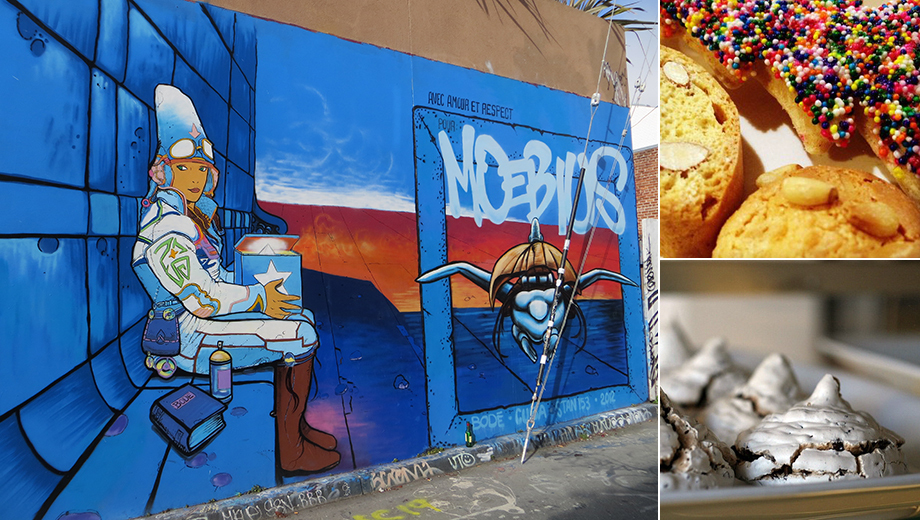 Explore the Mission District on a Fun Foodie Walking Tour $30.00 - $35.00 ($60 value)