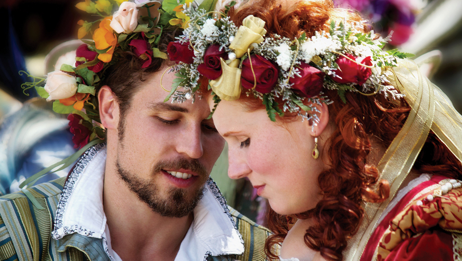 Step Back in Time at The Original Renaissance Pleasure Faire $12.00 - $14.00 ($28 value)