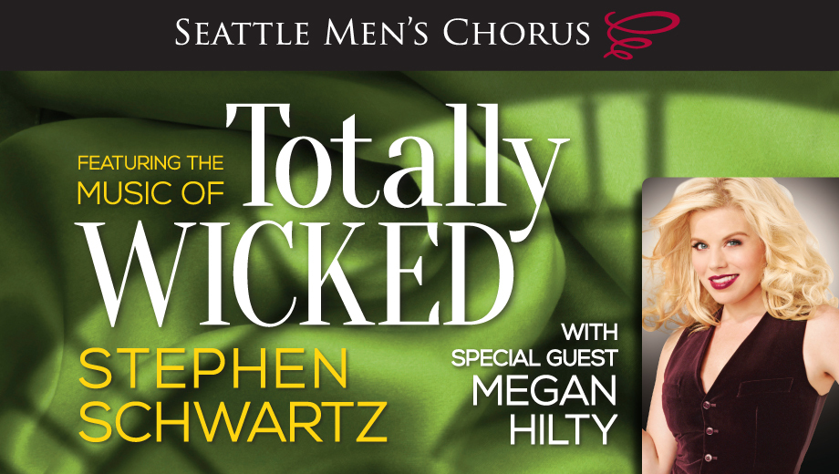 Megan Hilty & the Seattle Men's Chorus: