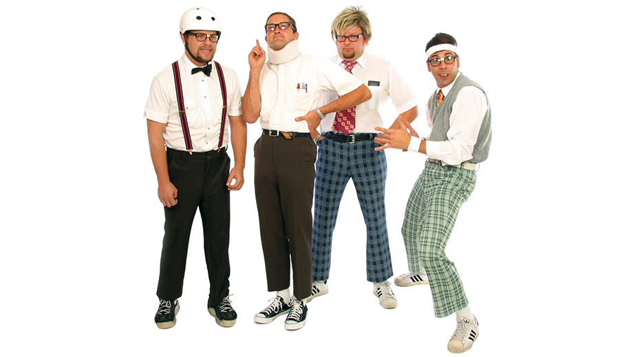 '80s New Wave Nerds The Spazmatics at House of Blues $7.50 ($15 value)