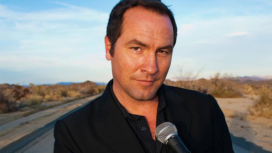 Comedian Tom Rhodes (