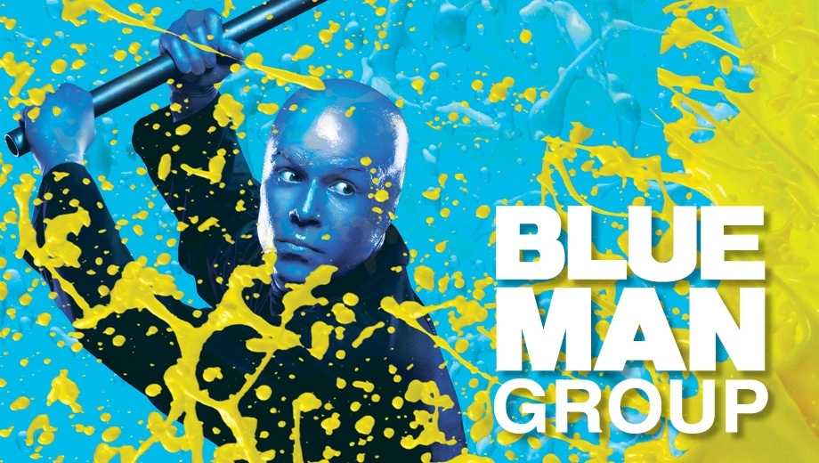 Blue Man Group at Ordway Center for the Performing Arts $54.40 - $62.10 ($79 value)