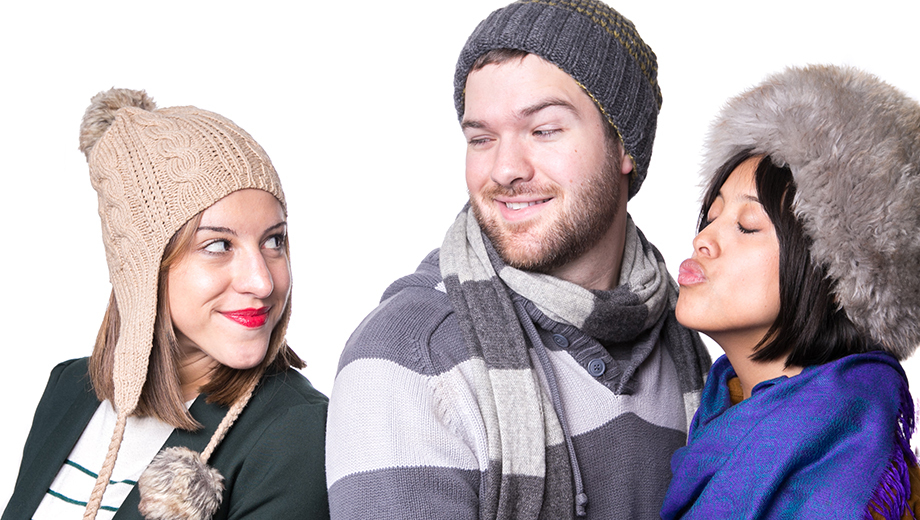 Holiday-Themed Comedy at Washington Improv Theater's