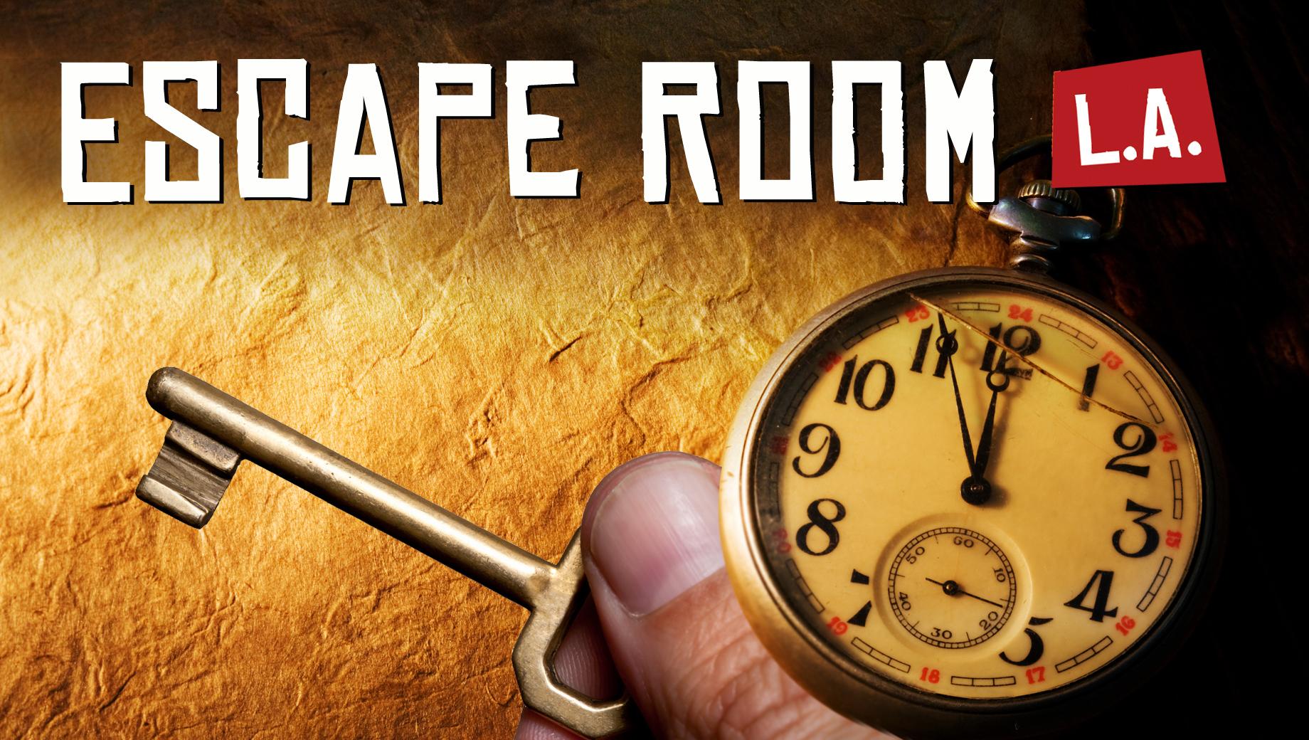 Escape Room LA, Los Angeles: Tickets, Schedule, Seating Charts ...