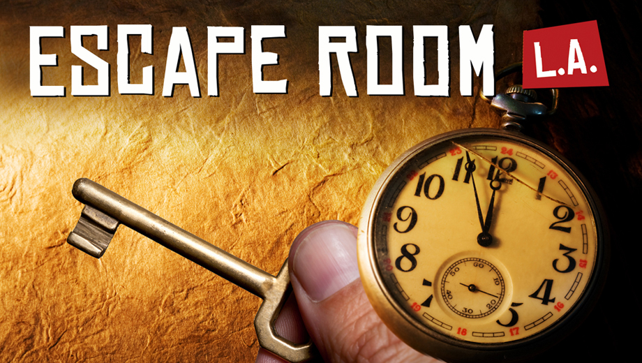 Solve Clues in Interactive Mystery: Escape Room LA $15.00 ($30 value)