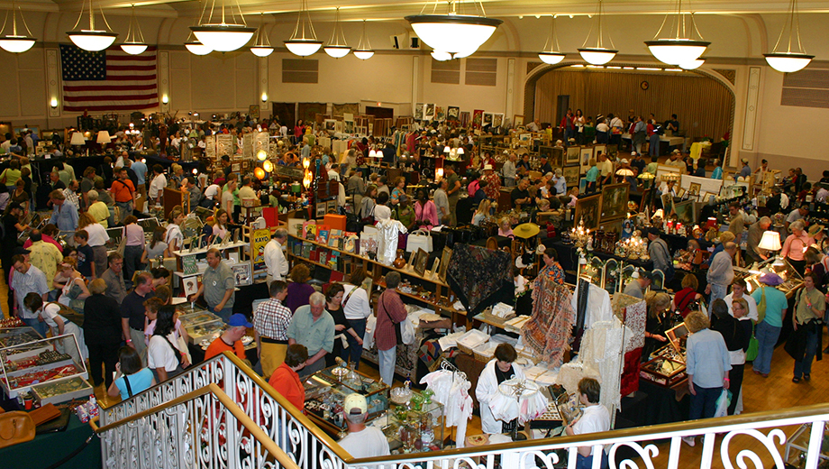 Randolph Street Market Festival: Vintage & Designer Finds, Plus Great Food & Music COMP - $7.00 ($8 value)