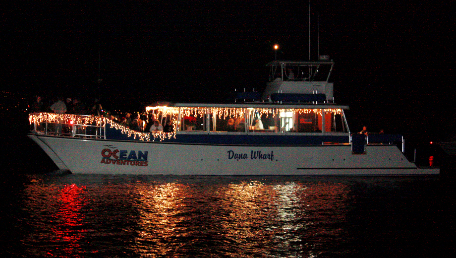 Winter Wine Tasting Cruise on Dana Point Harbor $27.00 ($49 value)