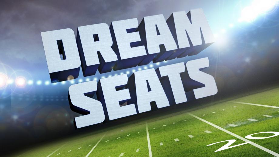Washington Redskins Dream Seats: Luxurious NFL Action $115.00 - $260.00 ($675.2 value)