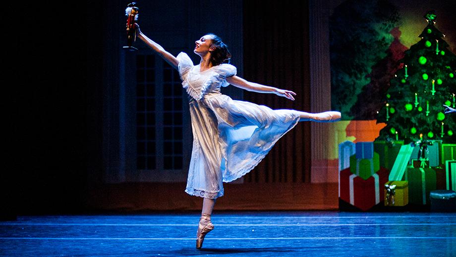 Joffrey Ballet School's
