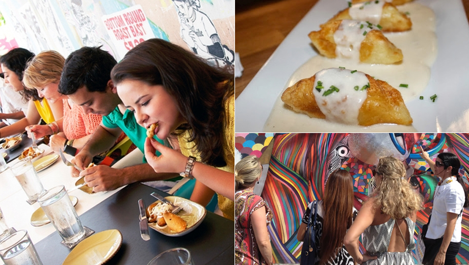 Food and Culture Combine in Walking Tour of Wynwood Art District $34.50 ($69 value)
