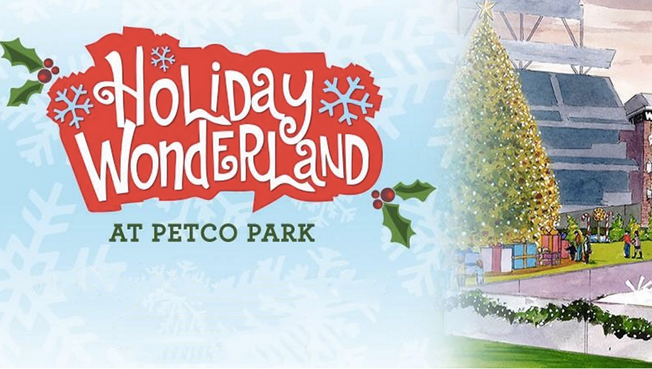 Holiday Wonderland at Petco Park: Visit Santa, Ride the Polar Express, Feed Reindeer & More $7.00 - $12.00 ($11 value)