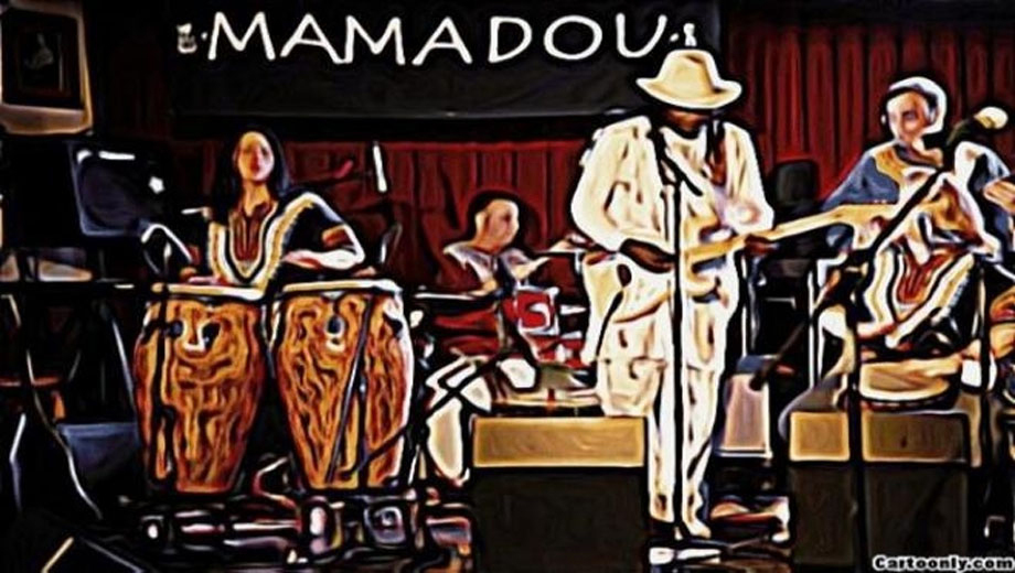 NYE World Music Bash Featuring the West African Rhythms of Mamadou $15.00 - $49.00 ($30 value)
