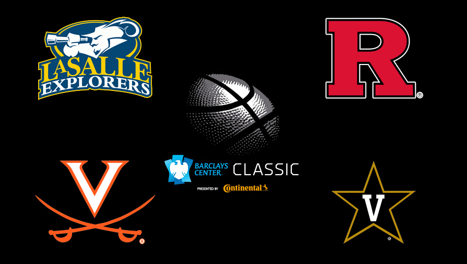 Barclays Center Classic Brings Top College Hoops Squads to Brooklyn $20.00 - $68.00 ($30 value)