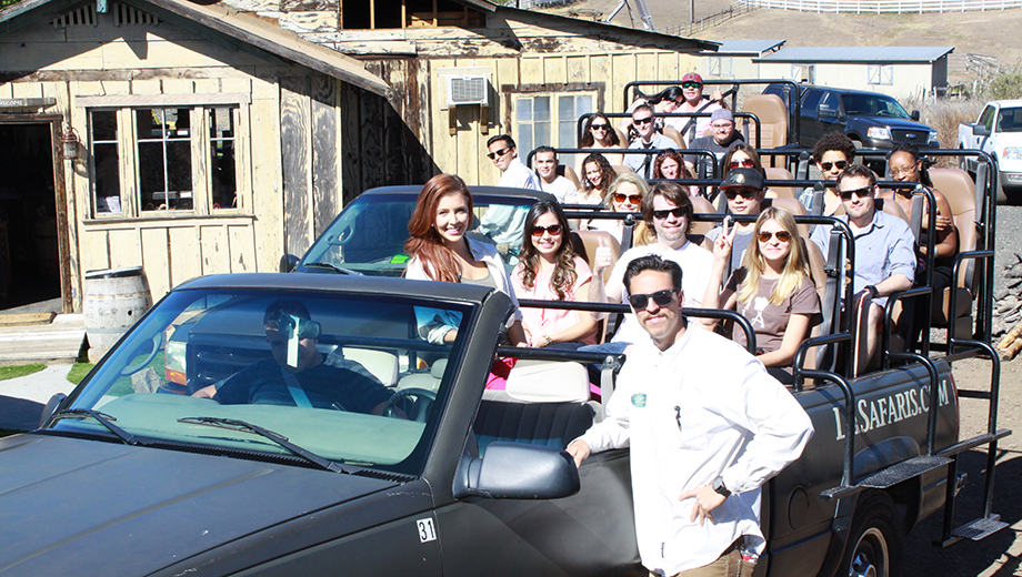 Holiday Safari and Fondue Tasting at Saddlerock Ranch in Malibu $45.00 ($55 value)