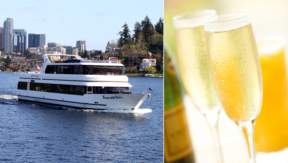 Waterways Cruises Sunday Brunch: Gourmet Buffet & Scenic Tour COMP - $46.00 ($0 value)