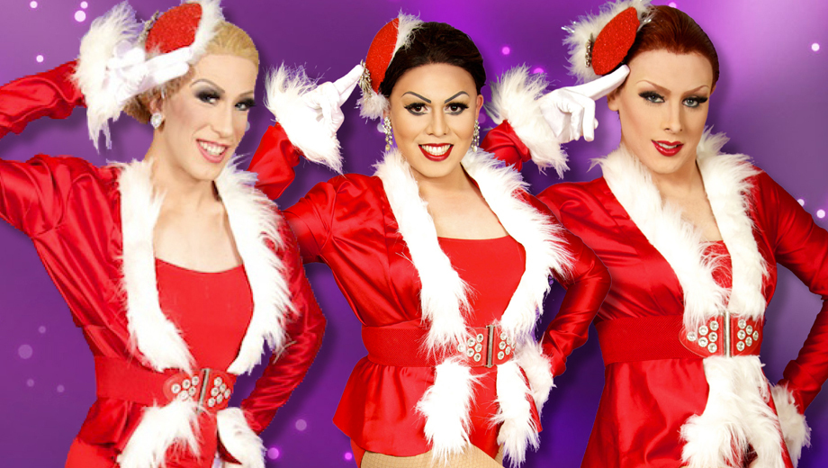 Have a Gay Holiday With Drag Extravaganza