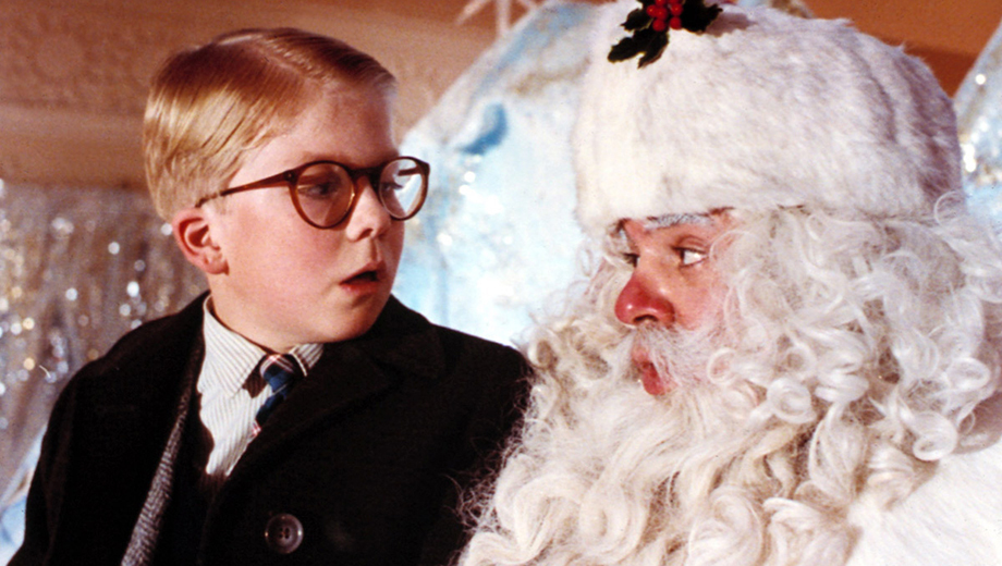 Yuletide Cinema: Classic Holiday Films at Historic Downtown L.A. Theater $10.00 ($20 value)