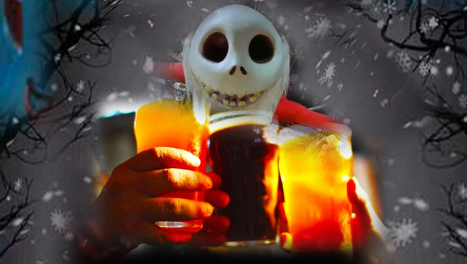 Grim Philly's Nightmare Before Christmas Tavern Tour $19.00 ($40 value)
