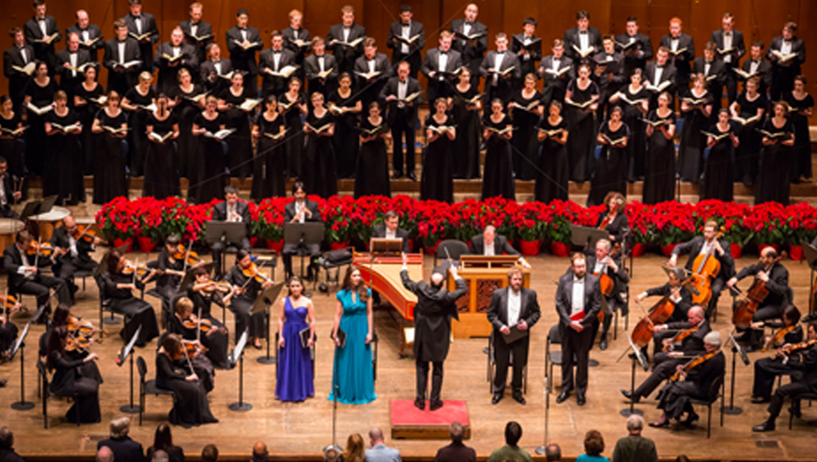 New York Philharmonic Performs Handel's