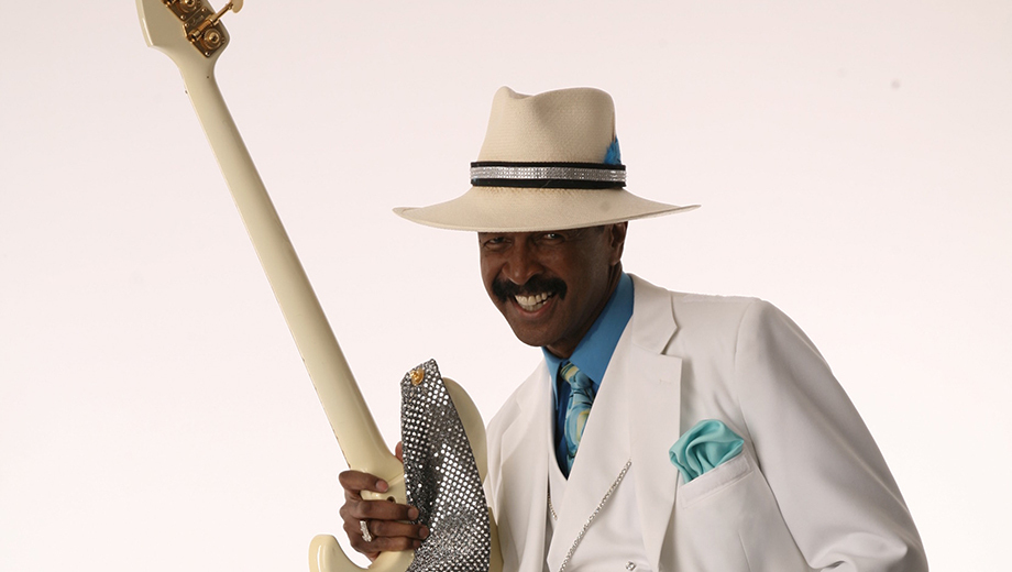 Funk Pioneer Larry Graham and Graham Central Station $25.00 ($50 value)