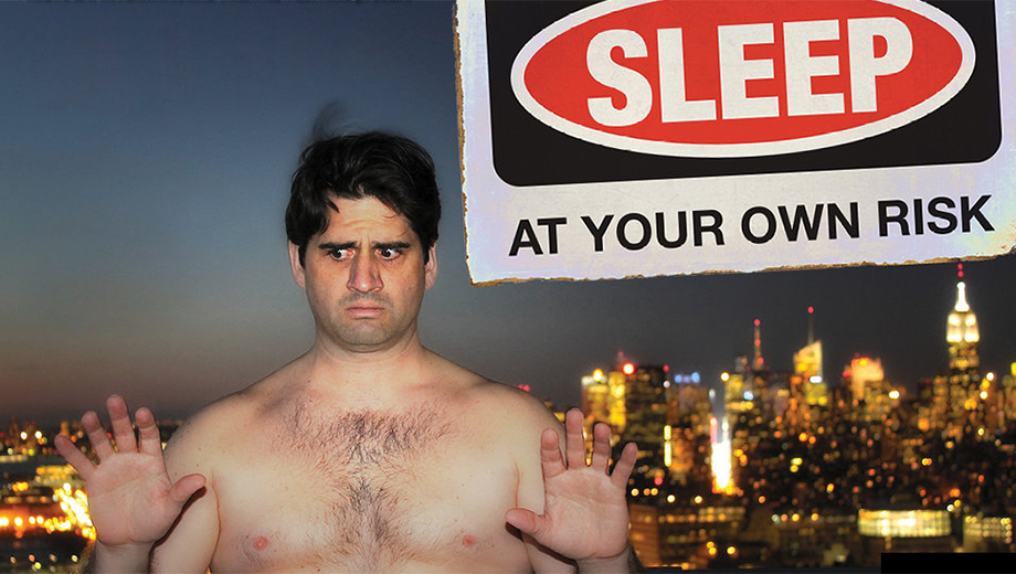Sleepwalking and Compassion in One-Man Comedy Performance $11.00 ($22 value)