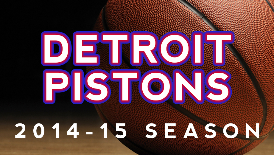Detroit Pistons: NBA Basketball at The Palace $21.00 - $40.00 ($42 value)