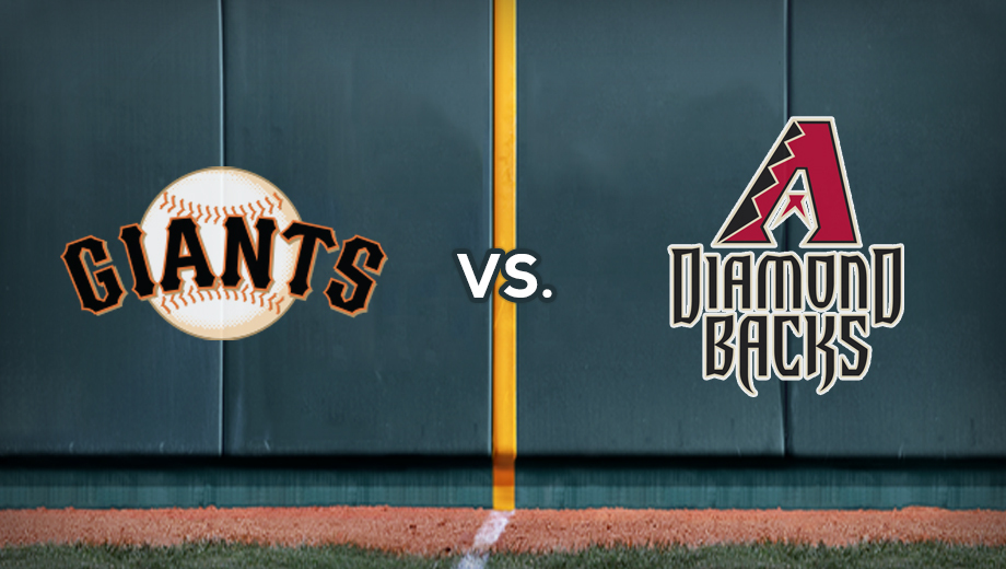 Diamondbacks Host World Series Champs Giants in Season-Opening Series $9.00 - $69.00 ($17 value)