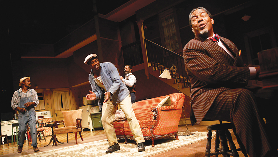 August Wilson's Powerful, Pulitzer-Winning Drama