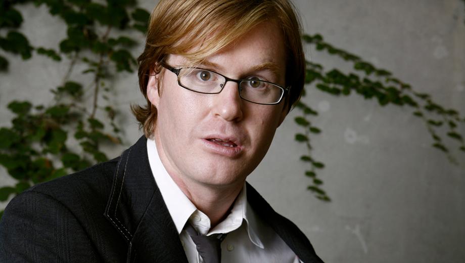 Comedian Kurt Braunohler (