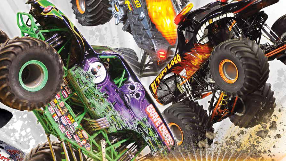 Monster Jam World Finals: Racing & Freestyle Championships $78.00 ($98 value)