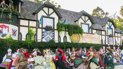 Bristol Renaissance Faire Tickets