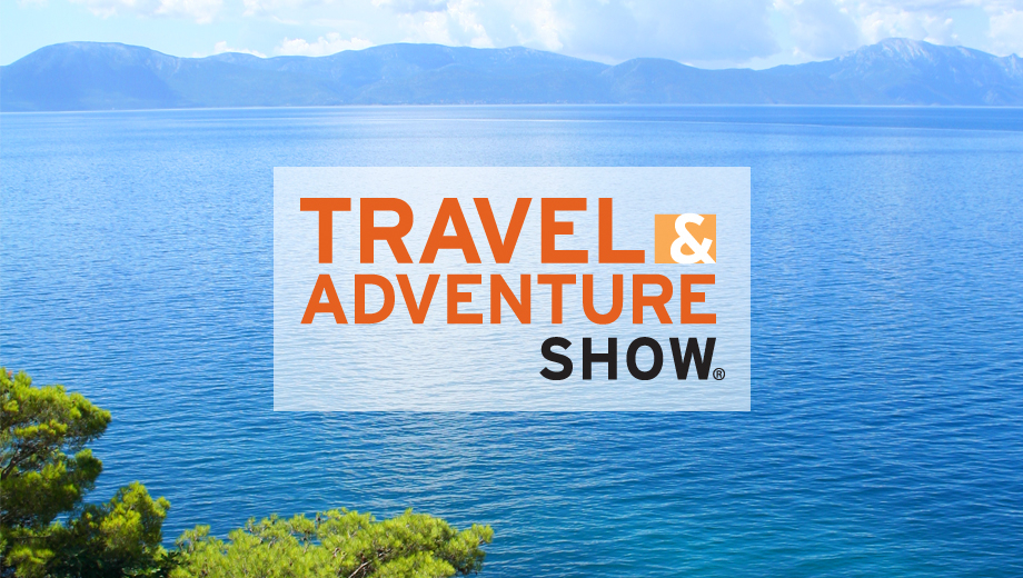 Travel & Adventure Show -- Celebrity Guests & More $5.50 ($11 value)