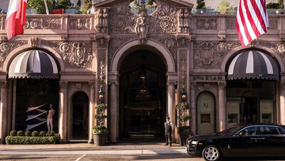 Beverly Wilshire Hotel Tickets