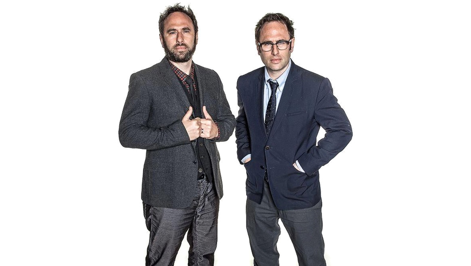 Sklar Brothers Bring Double the Laughs to Palm Beach Improv COMP - $5.00 ($20 value)
