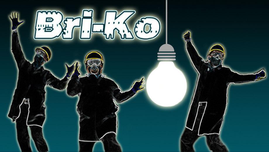 Modern Clowning: Bri-Ko's Silent Physical Comedy -- Final Show $7.25 ($12 value)