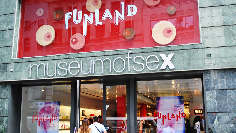 Museum of Sex: New York's Most Stimulating Attraction $9.75 ($19.05 value)