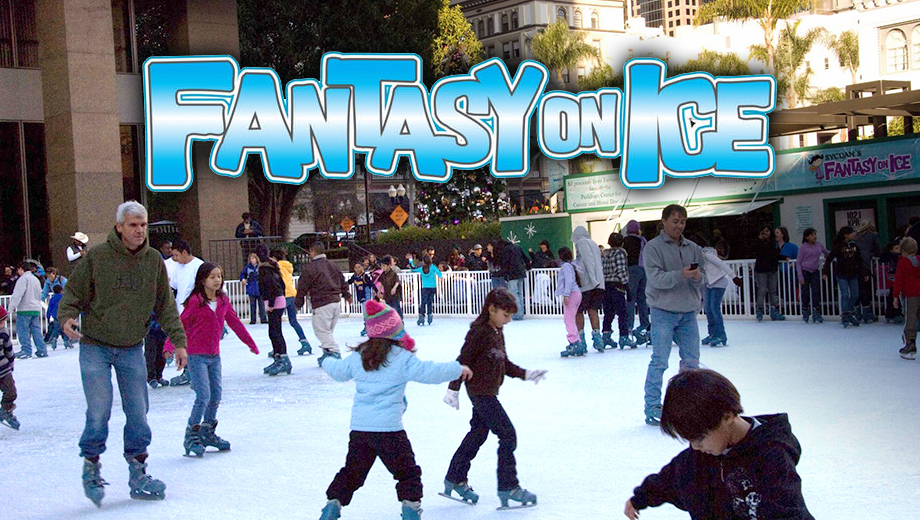 Ice Skating Outside at Horton Square: Benefit for Rady Children's Hospital $20.00 ($40 value)