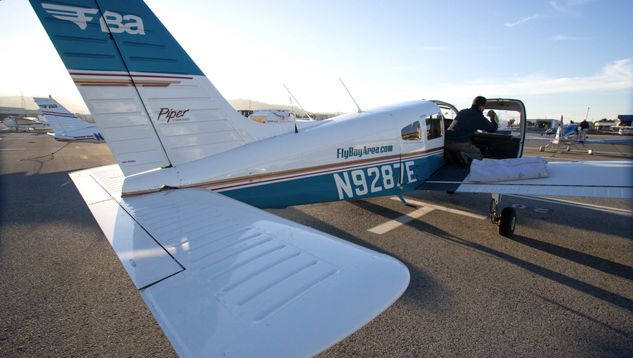 Fly a Plane in Scenic Coastal Tour: U-Fly Adventure SkyTour $119.00 - $199.00 ($289 value)