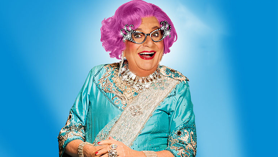 Dame Edna Bids Fans a Glorious Goodbye on Farewell Tour $30.00 - $35.00 ($60 value)