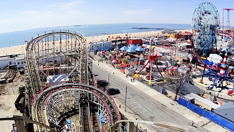 Unlimited Rides at Luna Park at Coney Island for Four Hours $20.00 ($35 value)