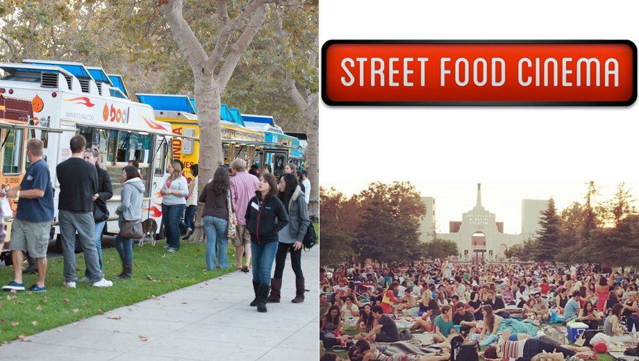 Street Food Cinema: Get Your 2015 Season Pass $70.00 ($162 value)