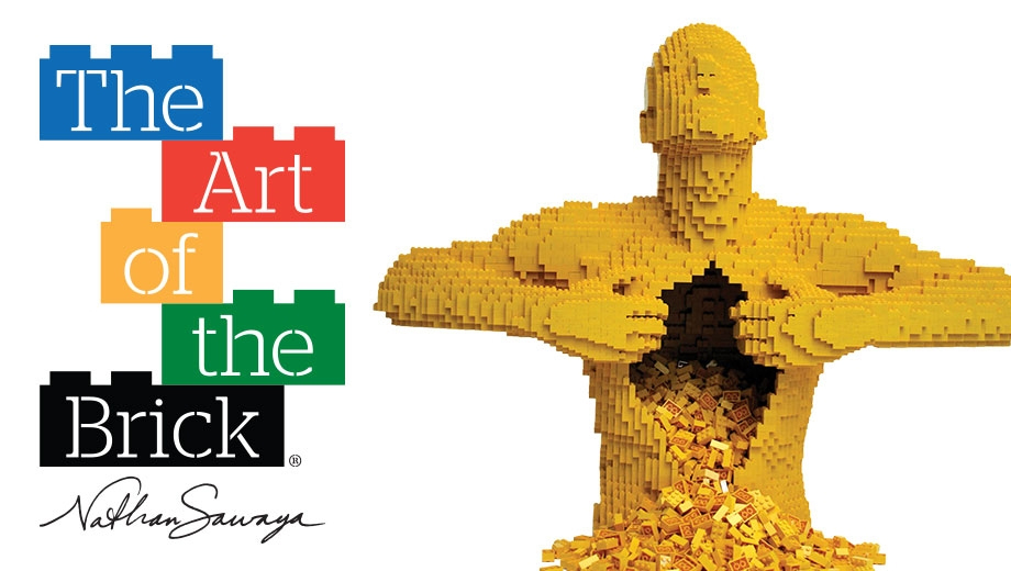 Over 70 LEGO Masterpieces at