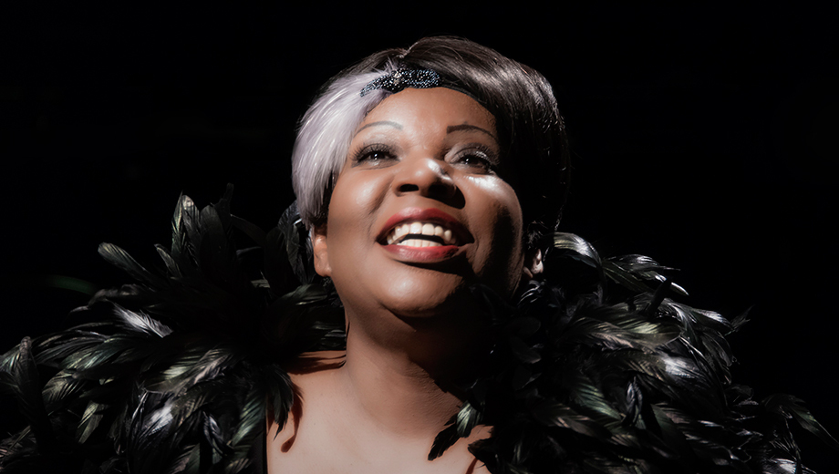 Blues Legend Bessie Smith Brought to Life in
