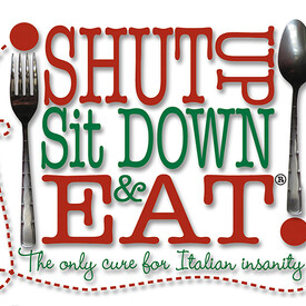 Shut Up, Sit Down and Eat