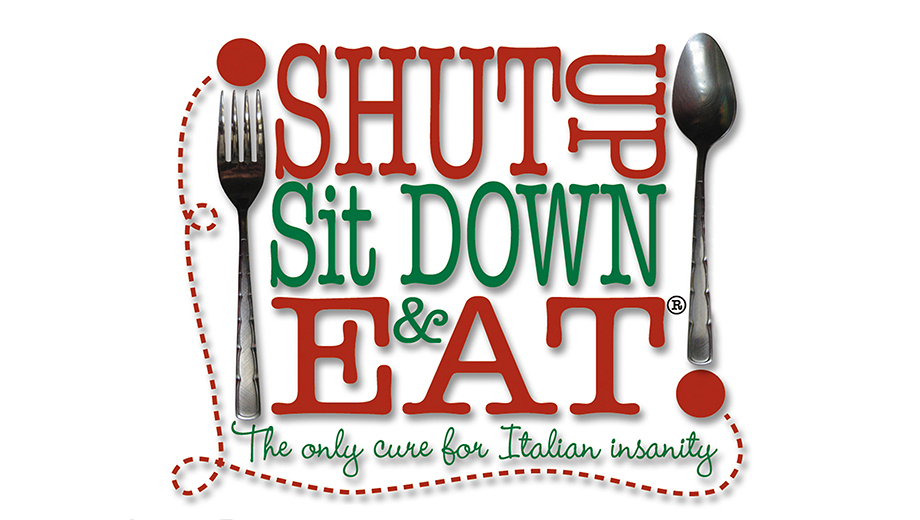 "Italian-American Group Therapy: ""Shut Up, Sit Down & Eat"""