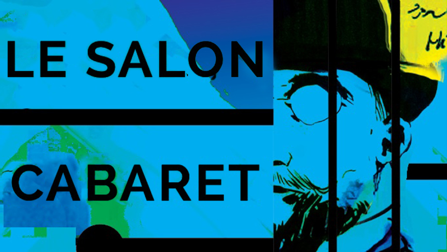 Le Salon Cabaret Brings France's Wittiest, Sexiest Music to Cincinnati $12.50 ($25 value)
