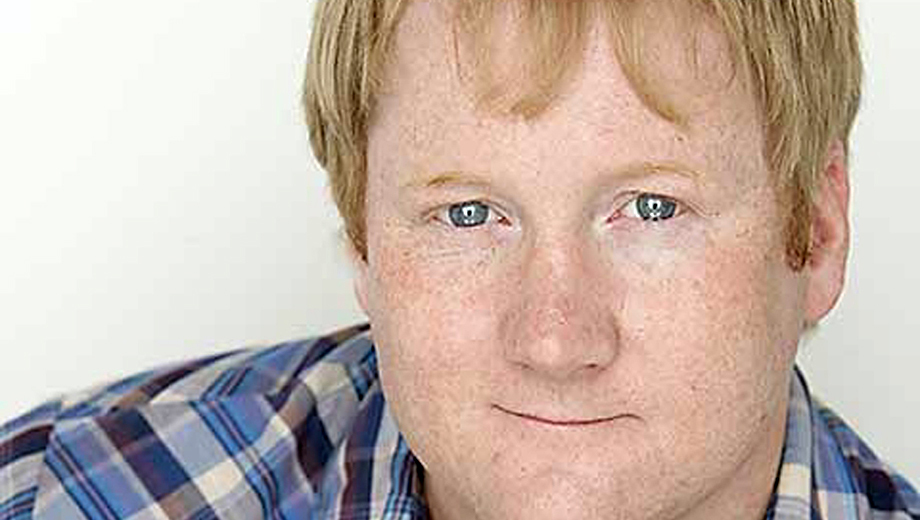 Comedian John Reep (