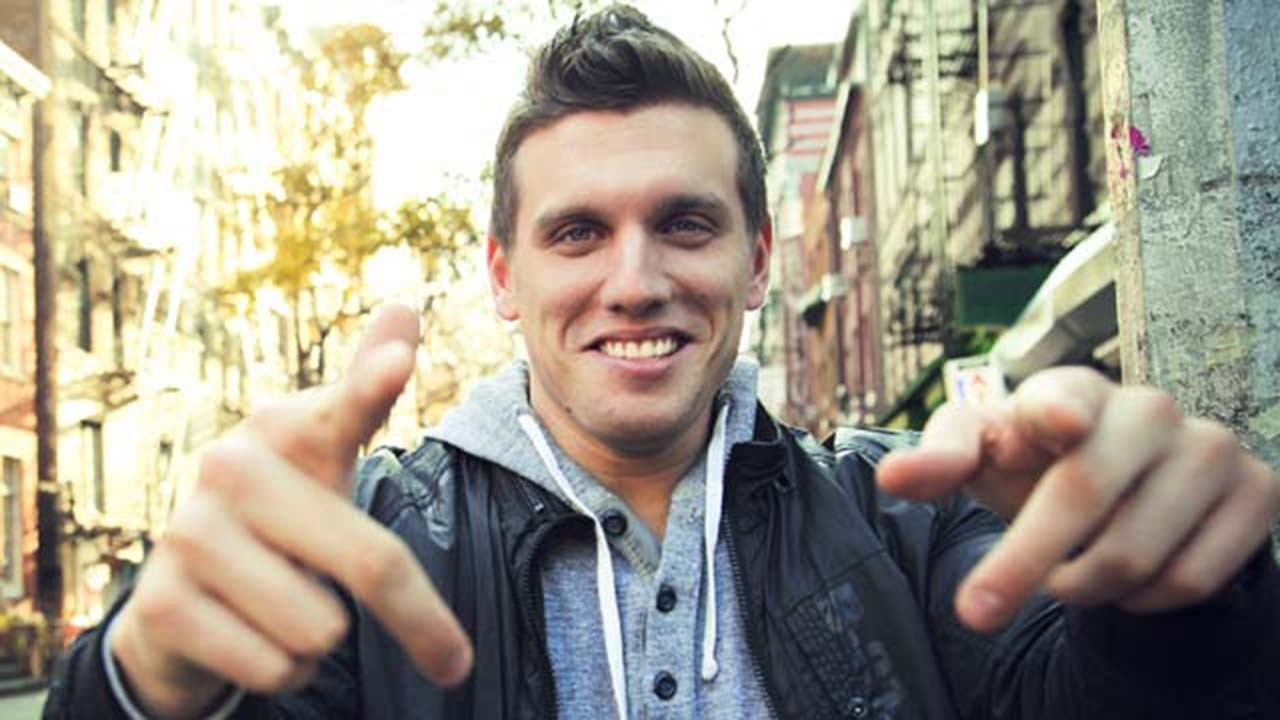 Comedian Chris Distefano (MTV's
