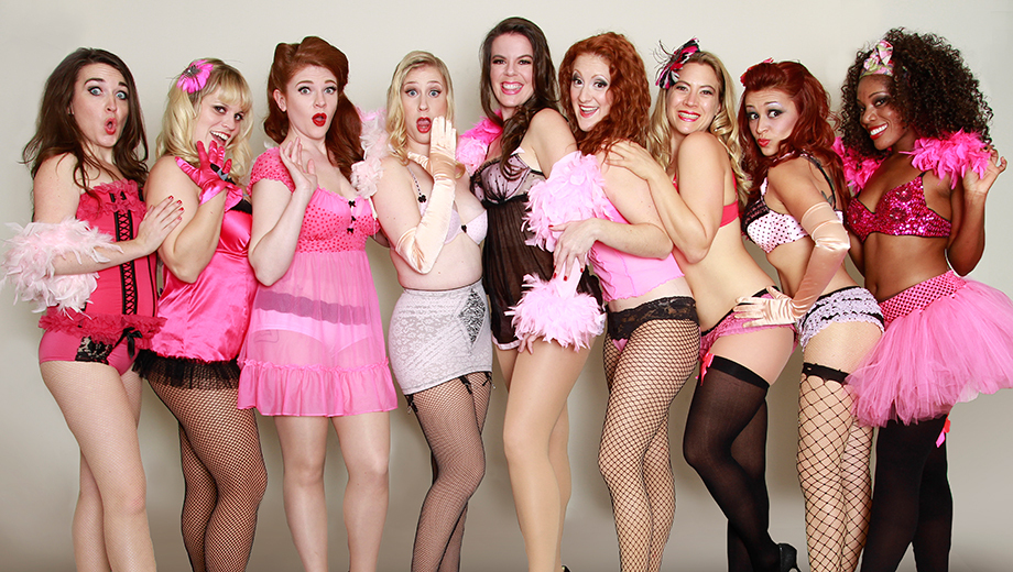 The Dollface Dames Burlesque Show at Magicopolis $7.50 ($15 value)